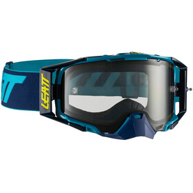 Leatt Velocity 6.5 Anti Fog Goggles, ink/blue